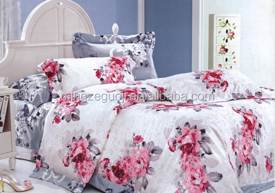 2016 polyester bedding fabric wholesale in market Dubai