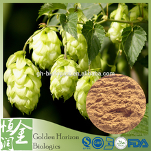 Good 30% Antibacterial Humulus Lupulus Extract Hop Powder