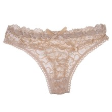 girl's underwear/lace thong