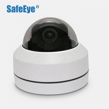 H.265+ 5MP PoE Mini IP PTZ Dome Camera 4X Optical zoom 2.8-12mm IP66 CCTV Cam Outdoor