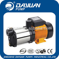 DJCm water pumps made in italy