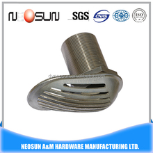 aisi 316 intake strainer /through hull outlet