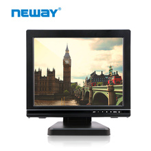Wide viewing angles 9.7 inch LCD Monitor with HDMI,DVI,VGA,AV input