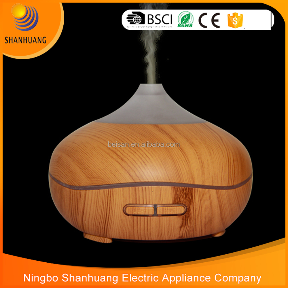 200ML Good quality electric oil diffuser wood essential oil diffuser aromatherapy nebulizer diffuser