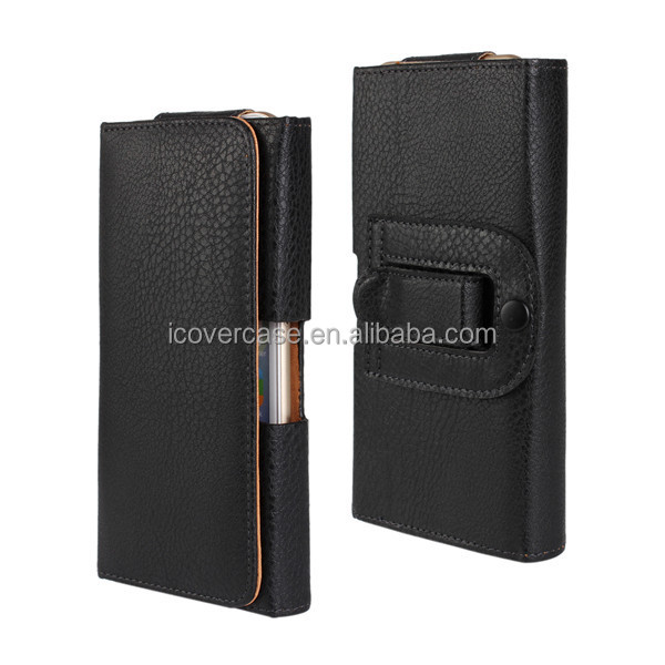 full grain leather belt clip pouch for Samsung galaxy note 3, for samsung galaxy note 3 holster case