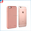 Ultra thin batterycase backup bank for iphone 6/6S