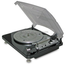 gramophone phonograph Modern stylish PC recording turntable record player