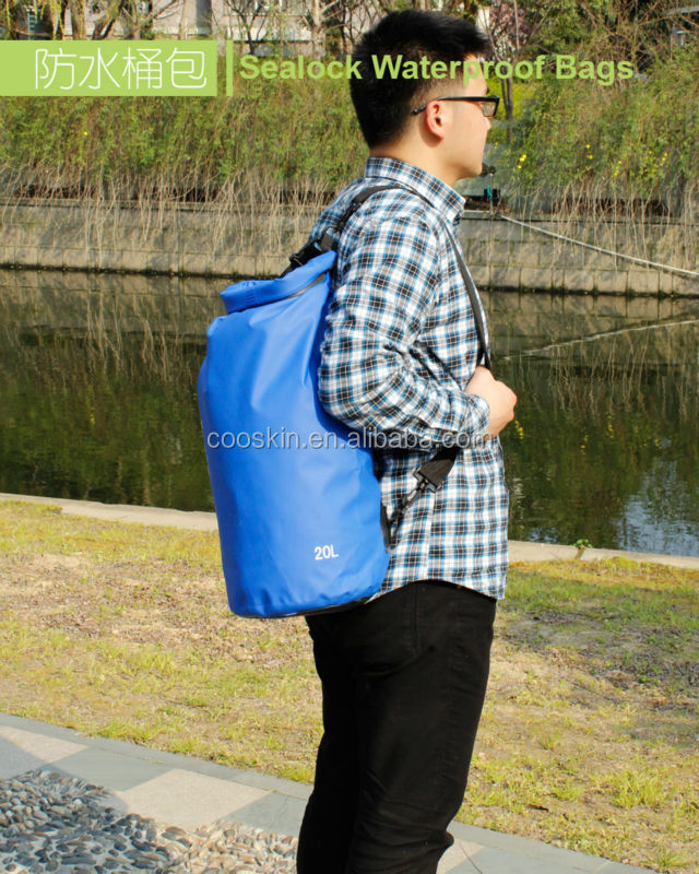 Top sale dry bag dry sack waterproof kayak in duffel bag