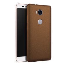 Newest Style Anti-fingerprint Fading Resistence Silky and Matte Hard PC Cell Phone Cover Case for Huawei Honor V8