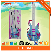 Electric guitar toys kids musical instruments toy from chinese