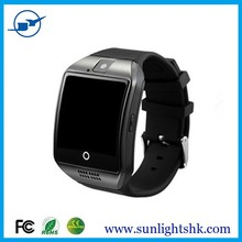 2015 ! the best selling SIM smart watch phone DZ09 Q18 GT08 with camera , Sync phone SMS , bluetooth mobile watch