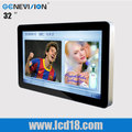 Hot 32 inch wall mount Ipad design lcd monitor superior quality industrial (MG-320JE)