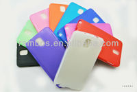 Frosted Matte Soft Gel TPU Case Cover Skin for Samsung Galaxy Note3 N9000 N9002 N9005