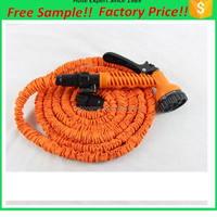 25ft x 50ft x 75ft x 100FT Water garden Hose magic garden hose with spary nozzle