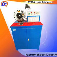 FY91A CE China supplier press used hydraulic hose fitting crimping machine tool