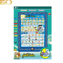 English and arabic educationla baby ipad for kids with 10 kinds of models