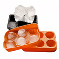 Durable soft silicone custom ice cube mold,custom ice cube tray,custom ice mold