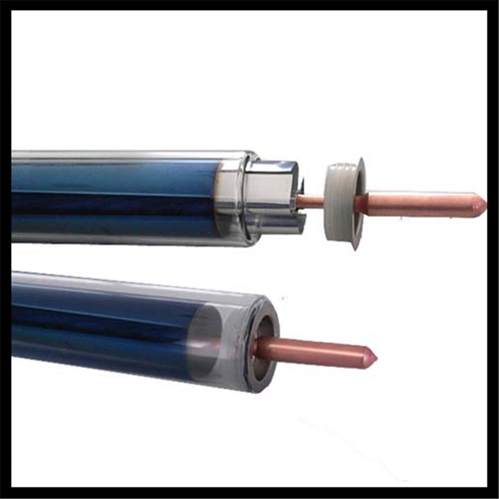 copper heat pipe /vacuum tube (price of solar tube well)