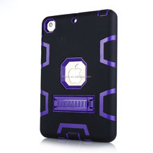 New Arrival!! Heavy Duty Defender Shockproof Case for iPad Mini, Armor Tablet Cover Case for iPad Mini