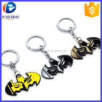 The Avengers Marvel Comics Batman Bruce Wayne Superhero Joker Metal Model Key Chain