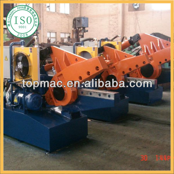 New style promotional rotary shear cut to length line