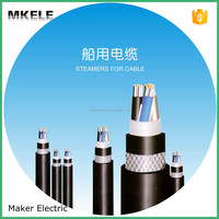 CVV/DA type p marine cable boat wire from electrical cable manufacturers