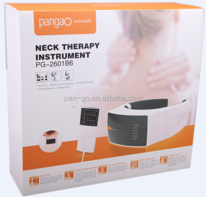 Neck massager traction for relieving neck pain