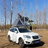 Camping and Travelling Fast Open Soft Top Car Roof Tent