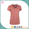 Cotton Lycra Women T Shirts Natural