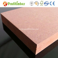 Guangdong Class B Fire Rated MDF Board
