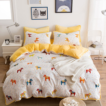 Horse multi-function product Adjustable bed sheet clips Bed Sheet Fasteners Suspenders
