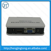 Hot selling VGA HDMI Video Converter with Audio