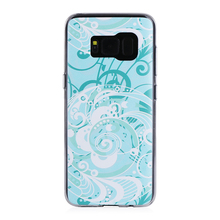 top selling custom gel tpu phone case sublimation For for Samsung galaxy S8