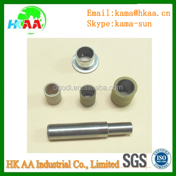 Customized steel pin bushings pivot bushings