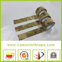 100% Cotton Fabric Camouflage Cloth Duct Tape