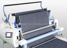 Automatic knit automatic spreading machine for Home textile, Mattress and Curtain fabric handbags