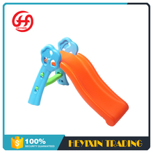 china manufacturer colorful indoor folding toy baby slide for selling