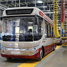 SKD Bus Welding Line and Bus Assembly Line from Duoyuan