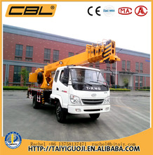 CBL-8 8t pump hoist truck for sale