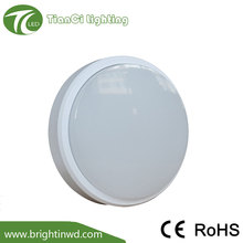 Wholesale IP54 Moisture-proof 12w Round Wall Lamp Bulkhead Light