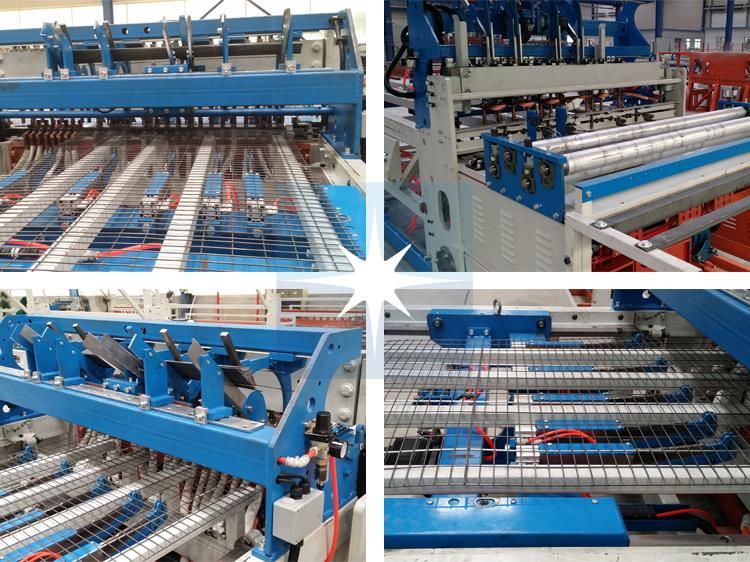 Alibaba Assurance Poultry chicken cage mesh welding machine/equipment poultry