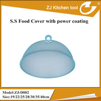 High quality kitchen tool stainless steel protect food cover