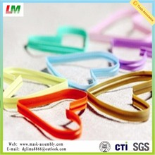 Metal Wire Plastic Coated Twist Tie /Bag Closures / Clipbands