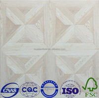 V groove laminated wood flooring CHINA BRAND COMPANY