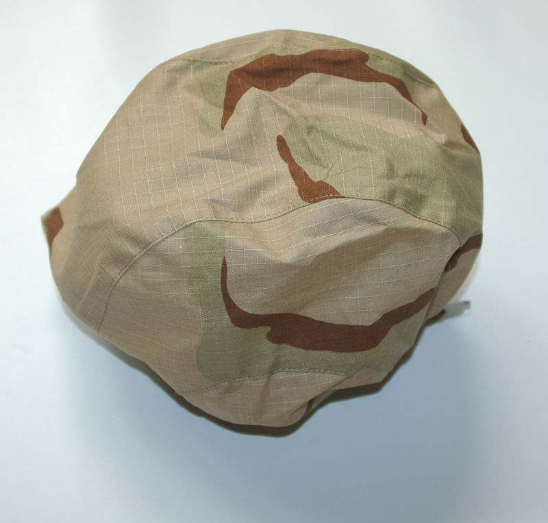 desert german army helmet protect cover