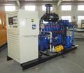 80kw low consumption and low emission lpg electric generator