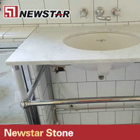 China manufacture Quartz Countertops Vanity Tops coffee table