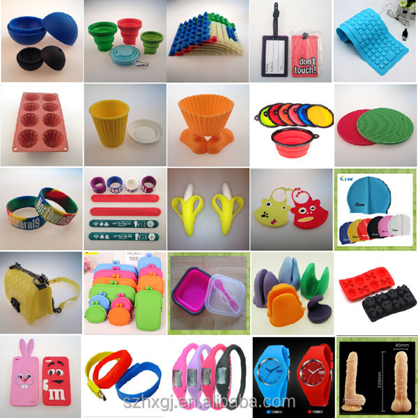 Hot Promotion Silicone Teether Baby Teething Toy