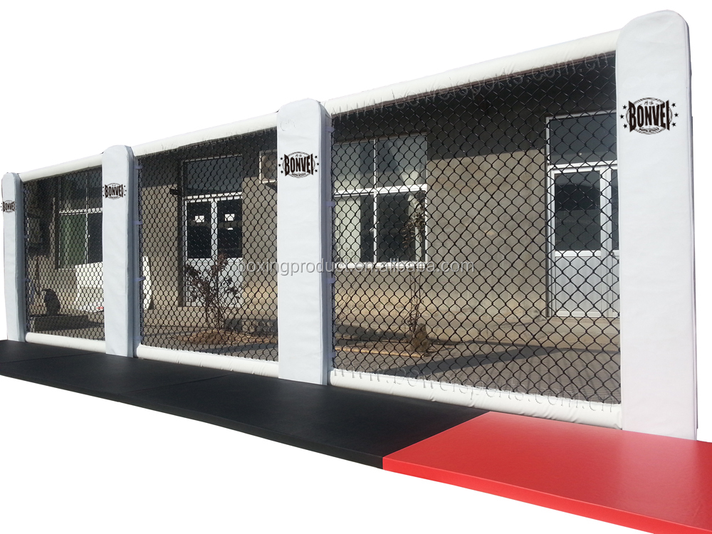 Mma Cage Panel Wall View Mma Cage Wall Bowei Product