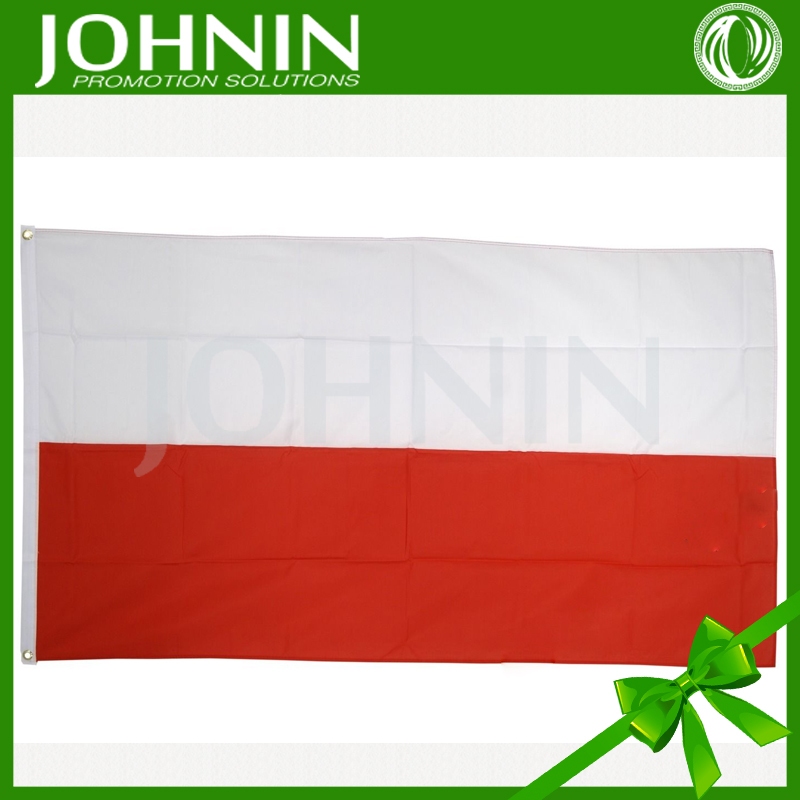 Euro Cup 3x5ft Customize Printed National Country 2012 Poland Flag